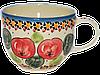 Чашка Джамбо 0,32L Яблука наливні