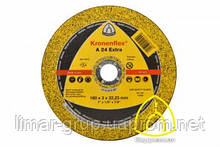 Диск отрезной A24 EXTRA по металлу 115х2,5х22,23