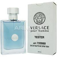 Versace Pour Homme - Туалетная вода  (Оригинал) 100ml (тестер)