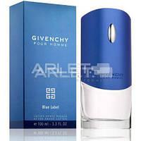 Givenchy Blue Label  Pour Homme - Туалетная вода  (Оригинал) 100ml