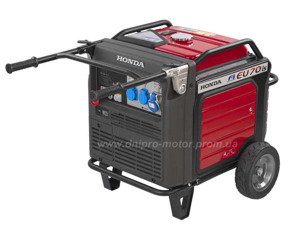 Бензиновый инверторный генератор Honda EU70is