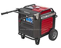 Бензиновый инверторный генератор Honda EU70is, фото 1
