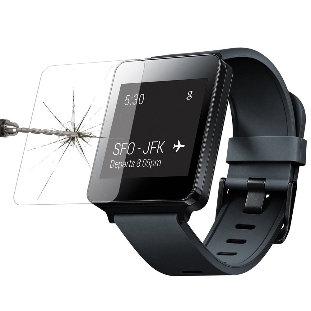 Защитное стекло Link Dream 0.2mm 9H для LG G Watch W100