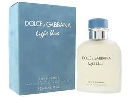 Мужские в стиле - D&G Light Blue Pour Homme (edt 125ml)