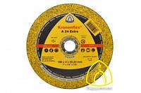 Диск отрезной A24 EXTRA по металлу 125х2,5х22,23
