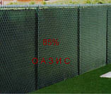 Сетка маскировочная, затеняющая 3м 85% Венгрия защитная  - на метраж., фото 10