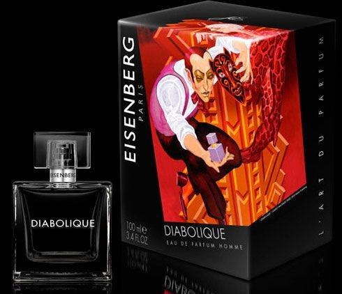 Мужские духи в стиле Jose Eisenberg Diabolique Homme edt 30ml