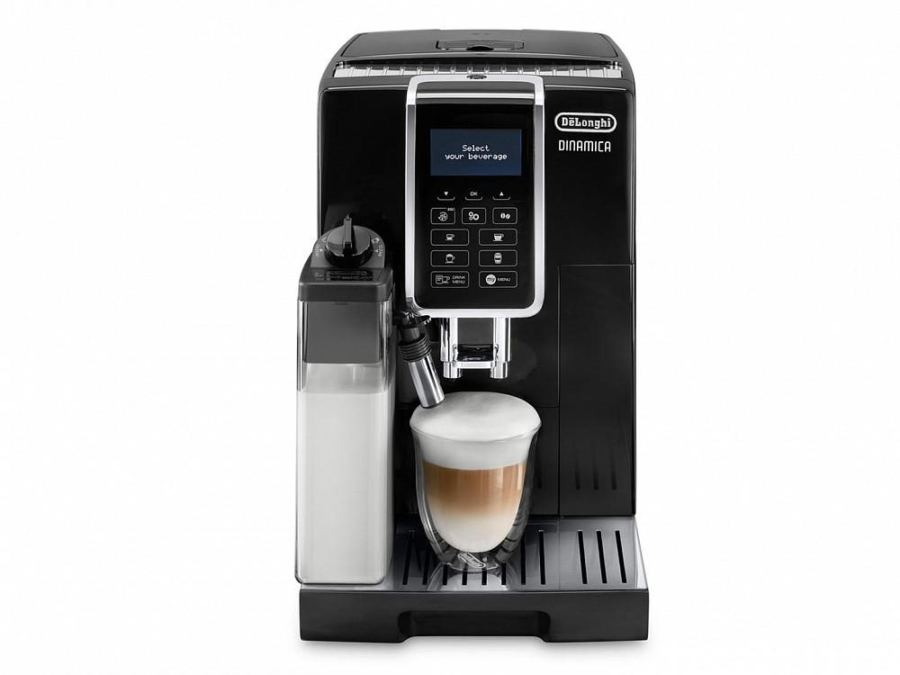 Кофемашина  Delonghi ECAM 353.75.B