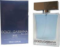 Мужские духи в стиле Dolce&Gabbana The One Blue Man edt 100ml, фото 2