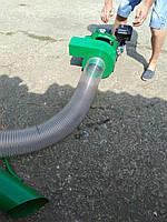 Парковый пылесос для уборки листьев