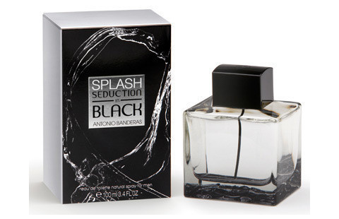 Мужские духи в стиле Antonio Banderas Black Seduction Splash edt 100ml