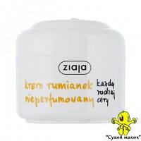 Крем для лиця Ziaja Ромашка 50мл без запаху  - CM00537