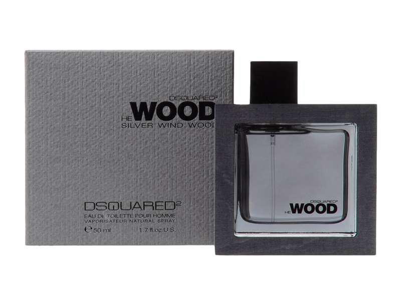 Мужские духи в стиле - Dsquared2 Silver Wind Wood edt 100 ml