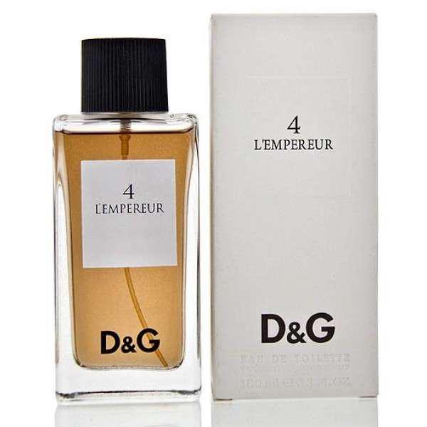 Мужские духи в стиле - Dolce & Gabbana Anthology 4 L`Empereur EDT 100 ml