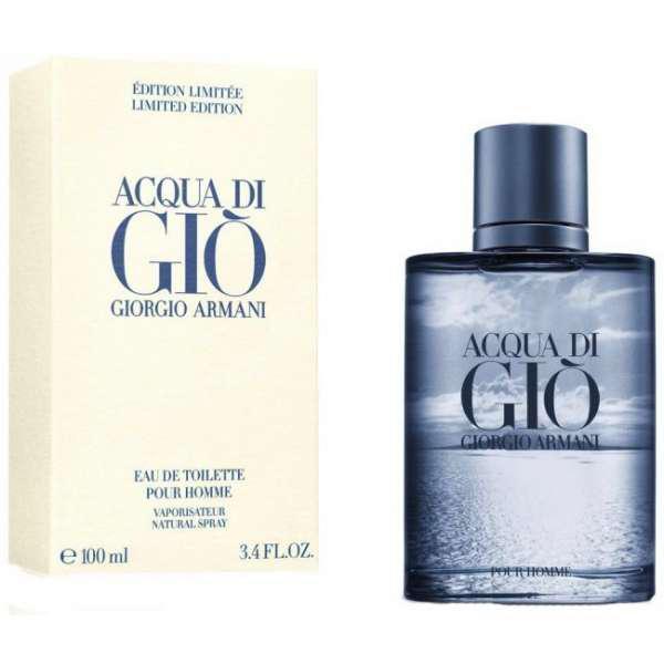 Мужские в стиле - Armani Acqua di Gio Blue Edition Pour Homme EDT 100 ml