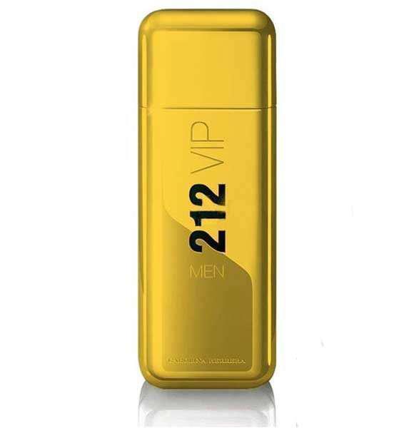 Мужские духи в стиле - Carolina Herrera 212 VIP Men Gold edt 100ml