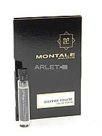 Montale Chypre Fruite - Парфюмированная вода (Оригинал) 2мл. (пробник)