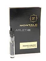 Montale Roses Musk - Парфюмированная вода  (Оригинал) 2ml (пробник)