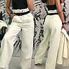 Женский костюм: пиджак с брюками в расцветках. КС-3-0220, фото 2