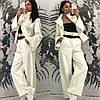 Женский костюм: пиджак с брюками в расцветках. КС-3-0220, фото 3