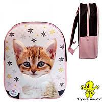 3D Рюкзак Kitty шкільний/дитсадок  - CM00941