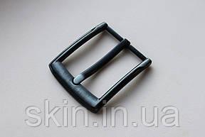 Пряжка ременная, ширина - 45 мм, цвет - черный, артикул СК 5347, фото 2