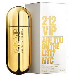 Жіночі парфуми в стилі Carolina Herrera 212 VIP Gold edp 80ml