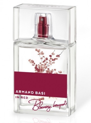 Женские духи в стиле Armand Basi In Red Blooming Bouquet edt 100 ml