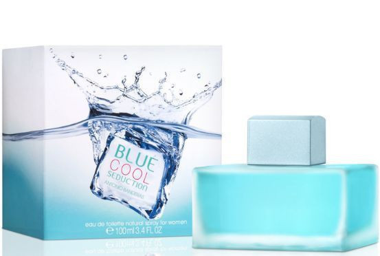 Женские духи в стиле Antonio Banderas Blue Cool Seduction edt 100ml
