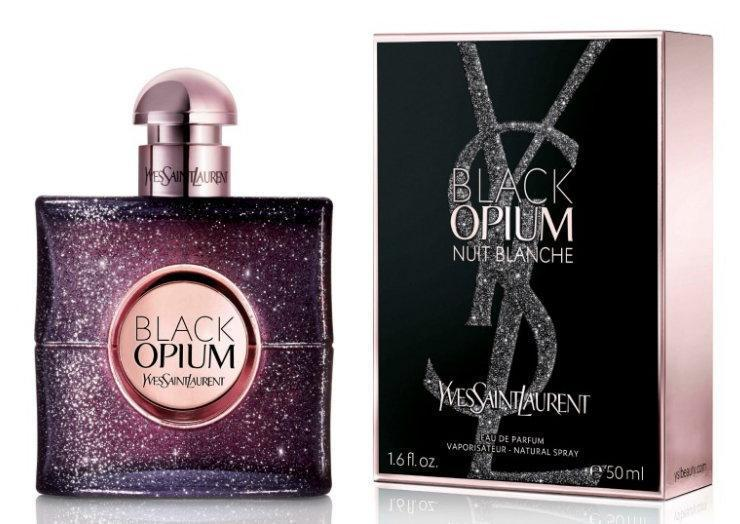 Женские духи в стиле - Yves Saint Laurent Black Opium Nuit Blanche (edp 90ml)