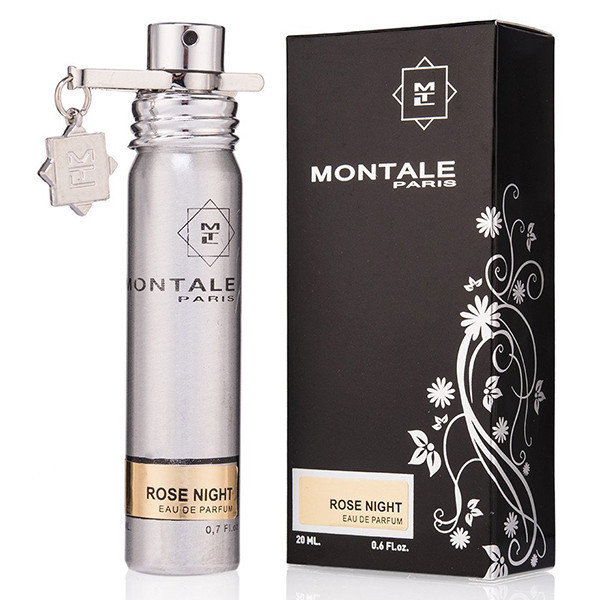 Женские духи в стиле - Montale Rose Night (mini 20 ml)