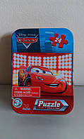 Пазлы Тачки Маквин 24  элемента, Cars Disney