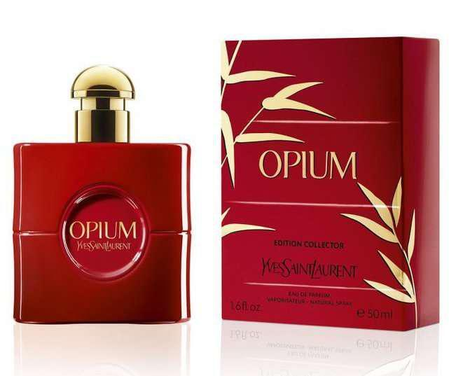 Женские в стиле - Yves Saint Laurent Opium Edition Collector edp 90 ml