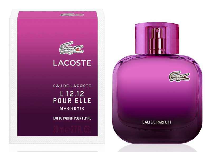 Женские в стиле - Lacoste Eau de Lacoste L.12.12 Pour Elle Magnetic 80 ml