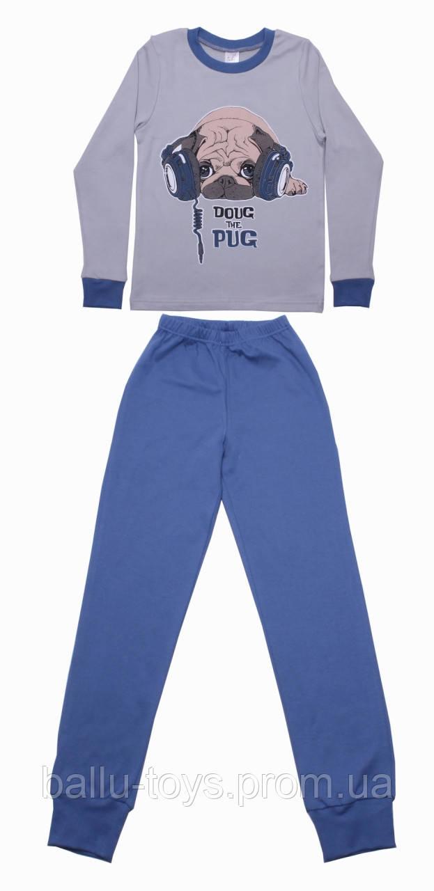Качественная пижама на мальчика Doug (7-14 лет)