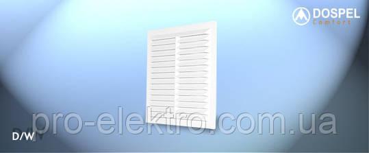 Решётка вентиляционная D/235 W(007-0177), фото 2