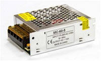 Блок питания 50W 5V для LED ленты 10А