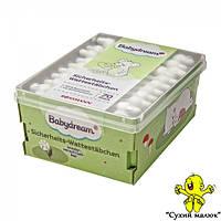Палички дитячі гігієнічні Babydream (70шт)  - CM00759