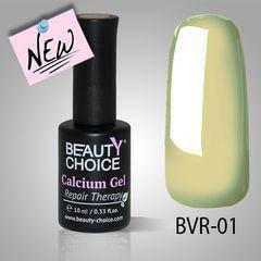 Восстанавливающее средство для натуральных ногтей с кальцием Calcium Gel. BVR-(01-05) 01