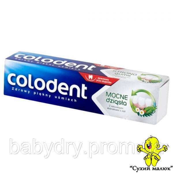 Зубна паста Colodent Strong Gums, 100мл.  - CM00420