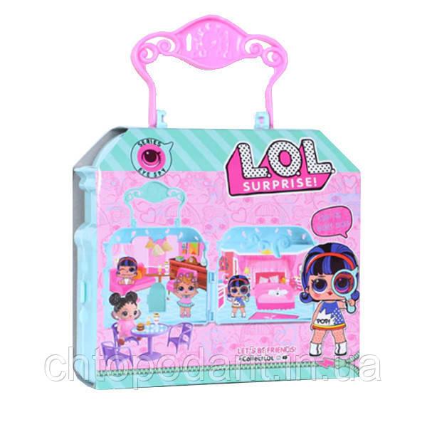 Кукла L.O.L. Surprise Fashion bag