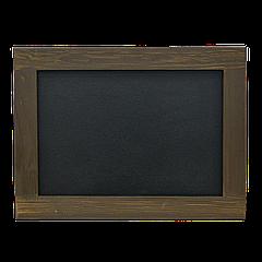 Доска меловая (в рамке декор) 400*300 ПХ