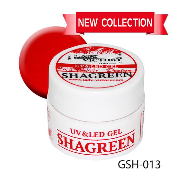 Сахарный (гранулированный) )гель для ногтей 5мл, Харьков GSH-(001-016)  013