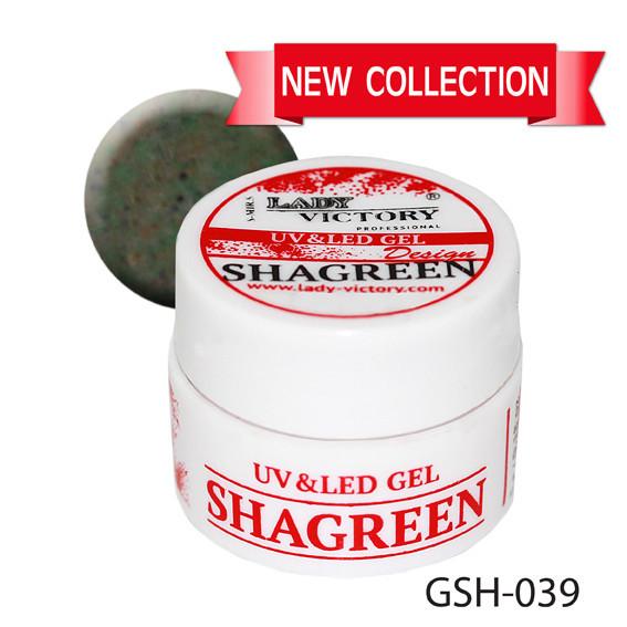 Сахарный гель для ногтей 5мл, Харьков GSH-(035-050)  039
