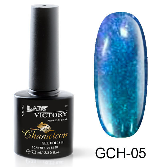Гель-лак «Хамелеон» GCH- 05