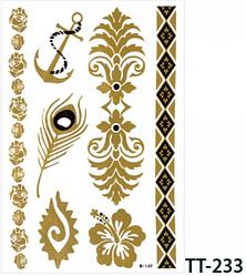 Флеш-тату (безпечна татуювання), Харків 233