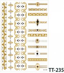 Флэш-тату (безопасная татуировка), Харьков 235
