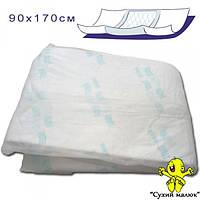 Одноразові пеленки (пелюшки) Seni Soft 90х170 см, 1шт. з крилами  - CM00768