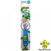 Зубна щітка дитяча Bbrite з таймером SOFT 3р. голуба  - 620