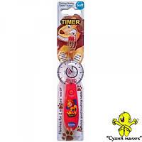 Зубна щітка дитяча Bbrite з таймером SOFT 3р. червона  - 623